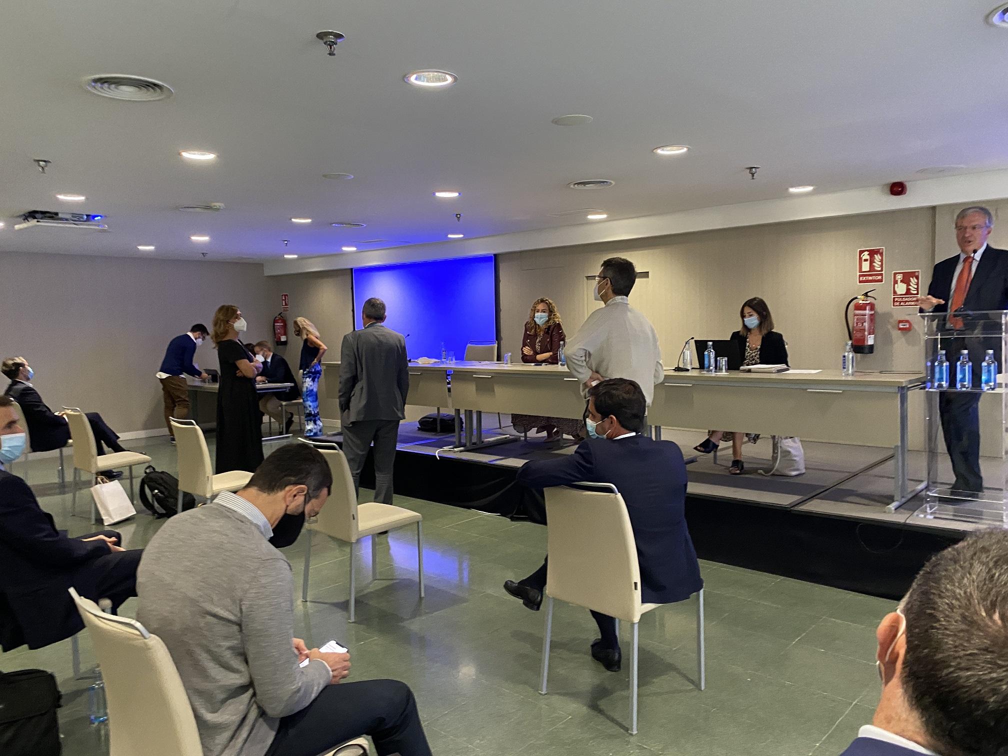UNEF celebra su Asamblea General y nombra Presidente a Rafael Benjumea