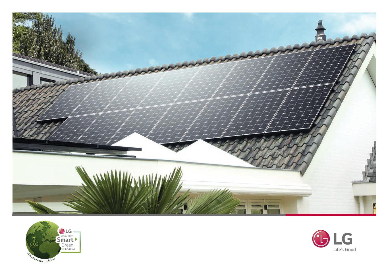LG regalará placas solares a todos sus clientes hasta final de año