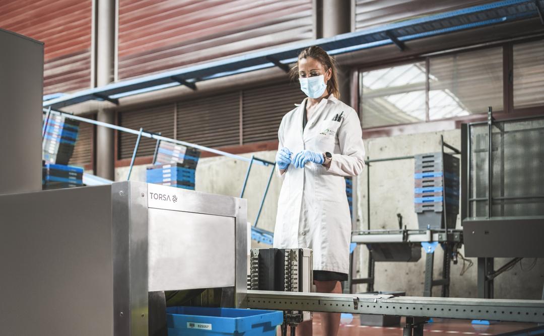 La compañía andaluza Torsa crea el primer dispositivo certificado de desinfección de covid-19 para el sector logístico y de distribución