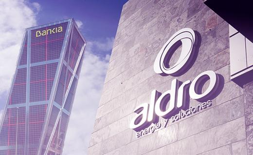 Bankia llega a un acuerdo con Aldro para ofrecer a sus clientes energía 100% sostenible con tarifas exclusivas