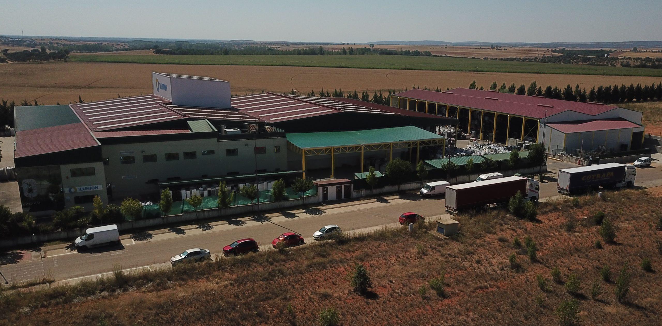 ILUNION Reciclados amplía su planta de La Bañeza con un nuevo almacén y una línea adicional de tratamiento RAEE