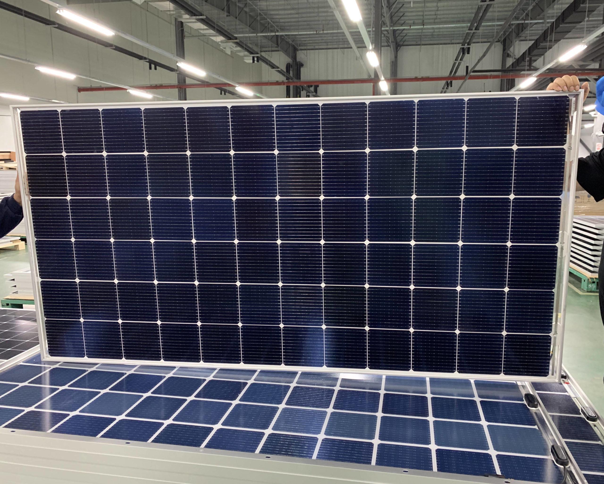 Enertis actúa como asesor técnico para Sumitomo Mitsui Banking Corporation y Canadian Solar en la financiación de la planta solar fotovoltaica Tastiota en México