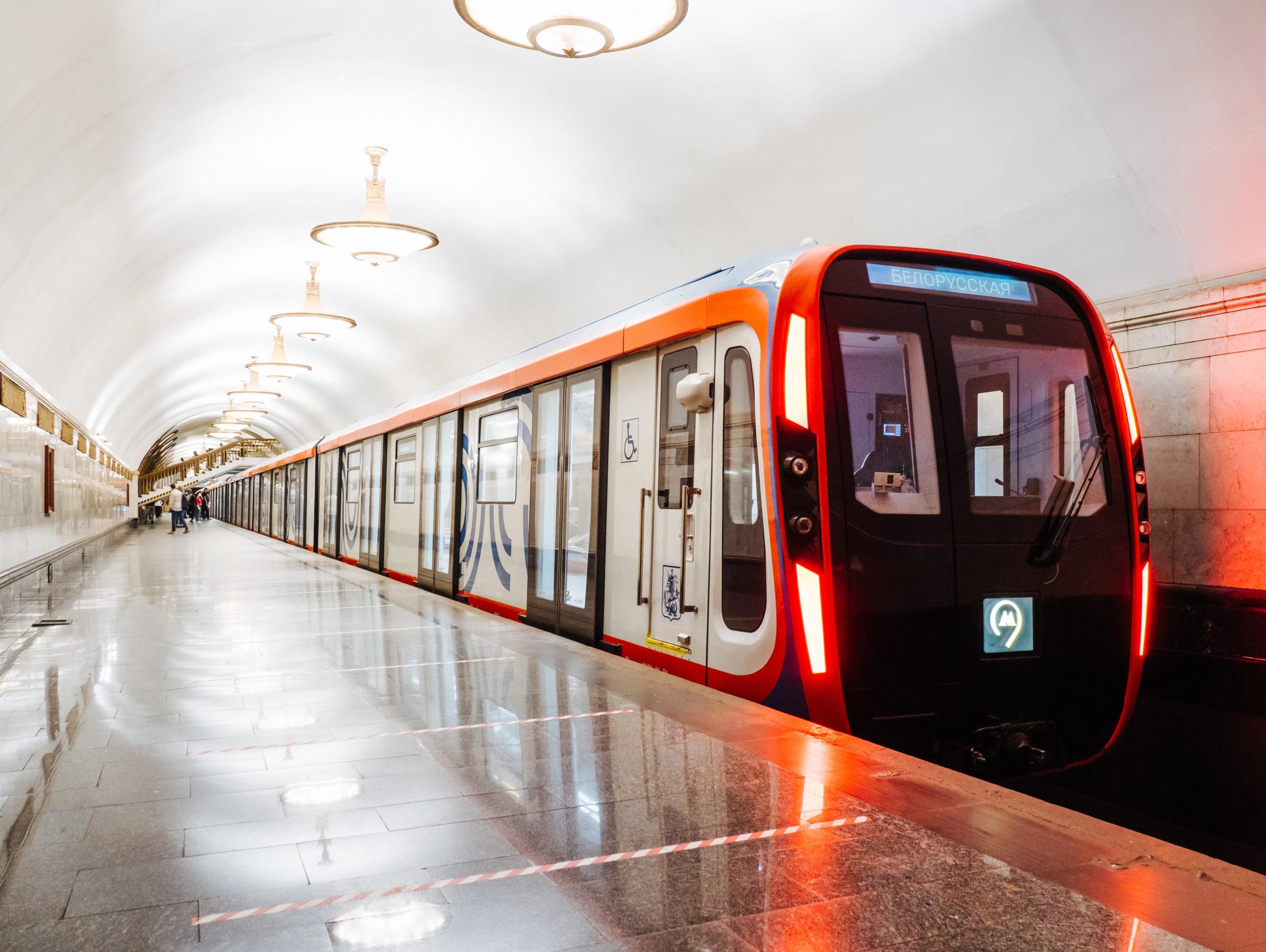 """Saft impulsa el nuevo metro de Moscú """"Moskva2020"""" con el primer sistema de tracción de emergencia"""