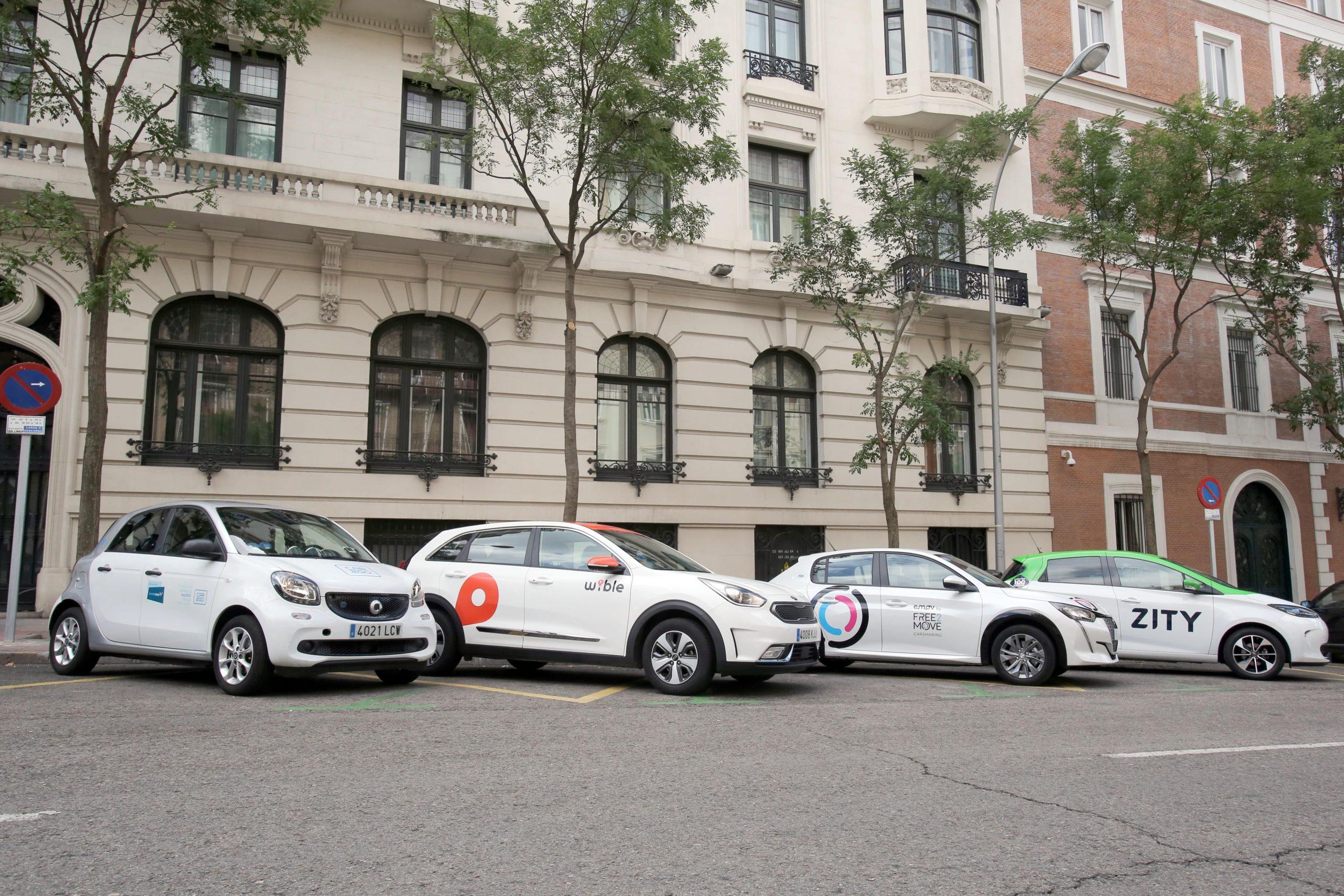 Carsharing reconocido por la DGT como pieza clave para una movilidad sostenible
