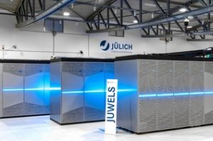 Atos confirma que el supercomputador JUWELS basado en su plataforma BullSequana XH2000 es oficialmente el más rápido de Europa
