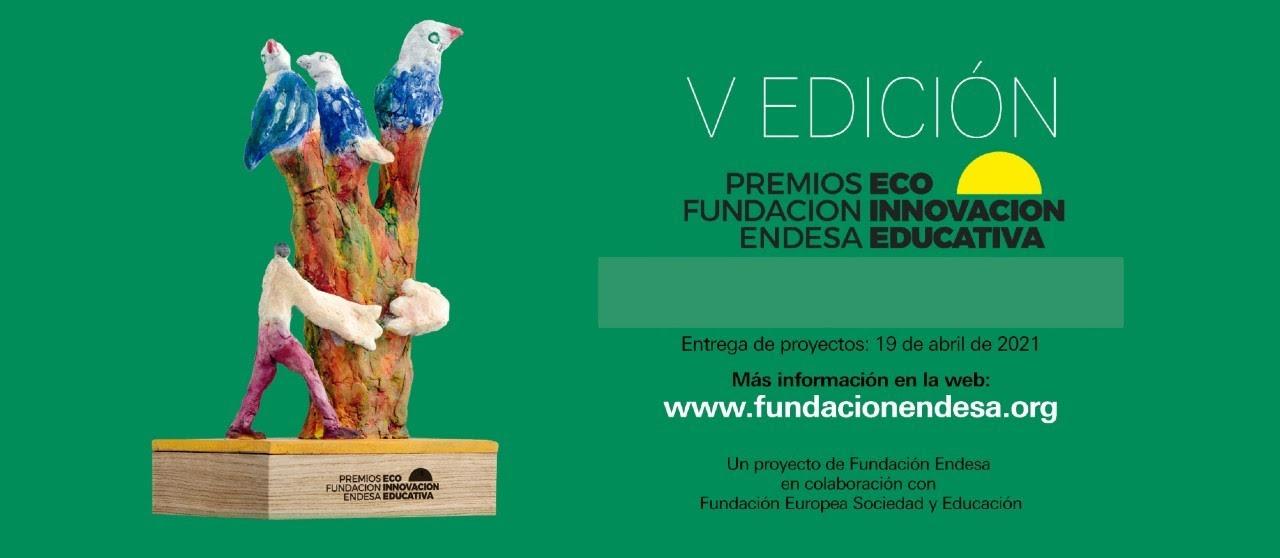 161 Proyectos Medioambientales de colegios de toda España participan en los V Premios a la Ecoinnovación de la Fundación Endesa