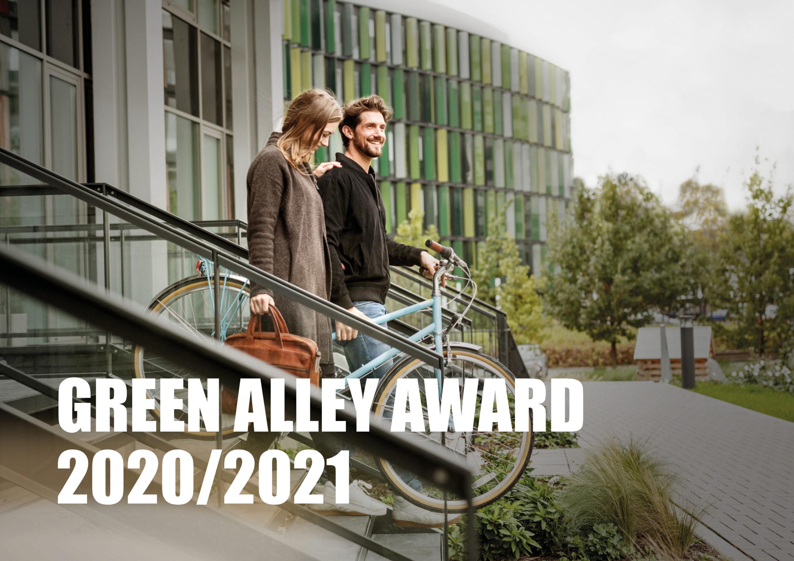 Seis proyectos innovadores sobre economía circular compiten por el Green Alley Award 2021