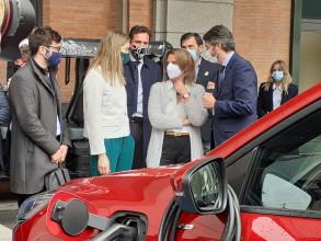 Ribera presenta el Plan MOVES III, que dará ayudas de hasta 7.000 euros a la compra de vehículos eléctricos
