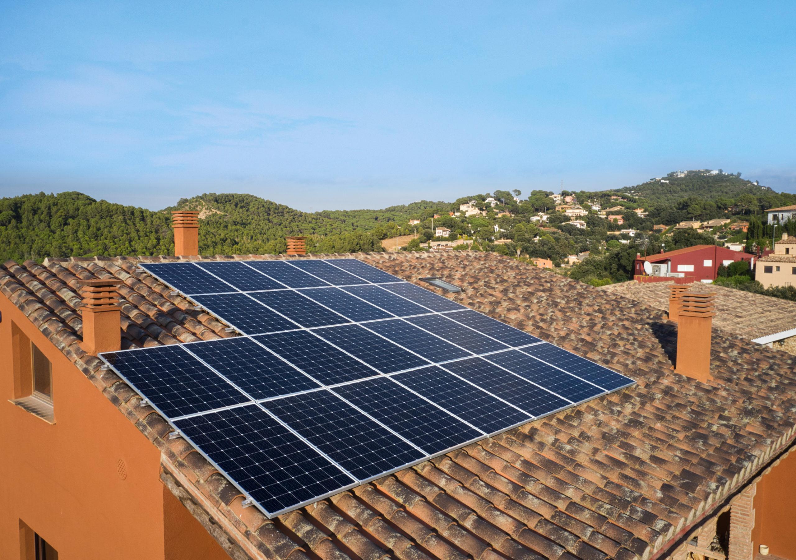 Navarra, ahora sin licencia de obras, líder en rentabilidad para autoconsumo