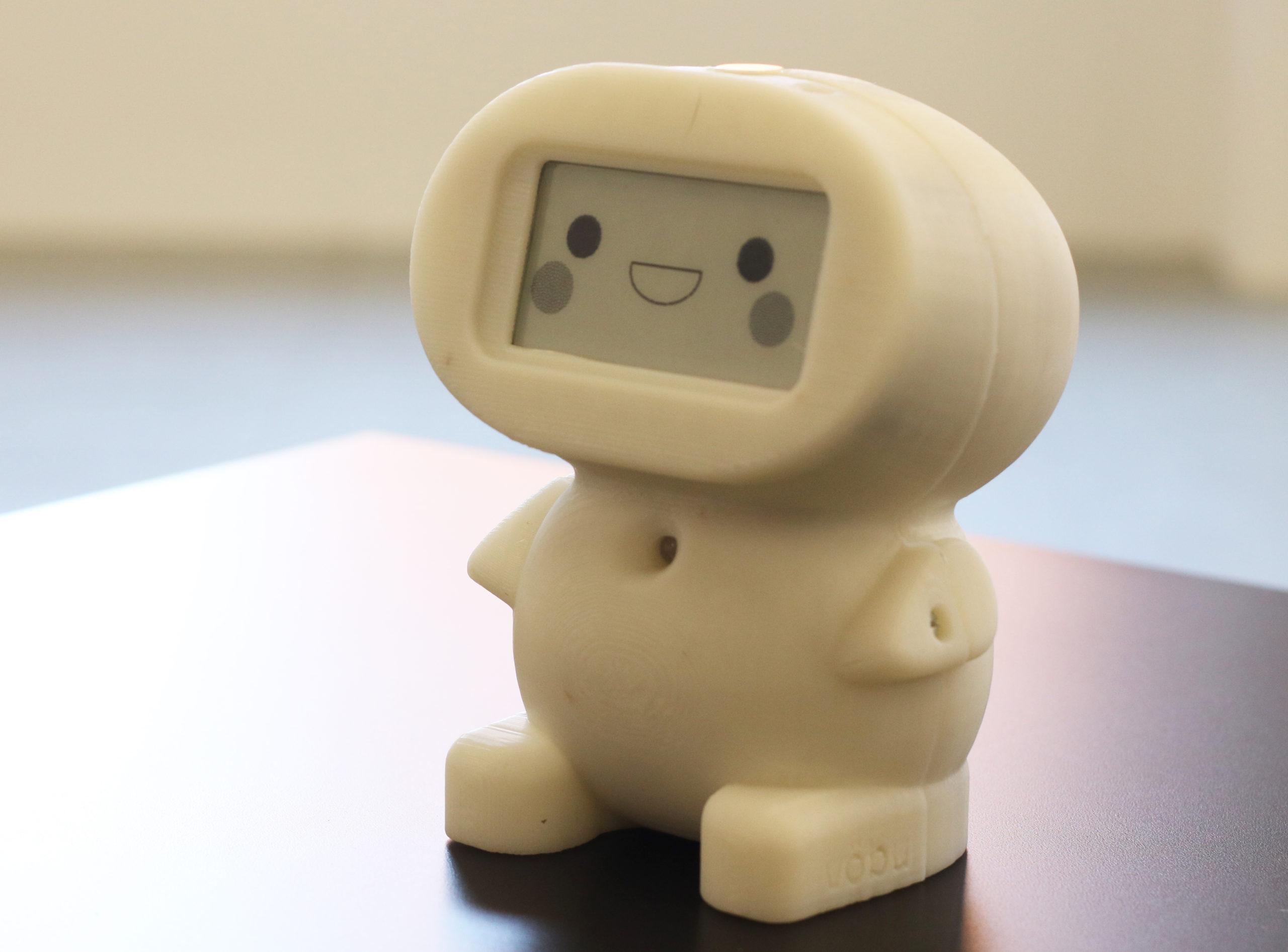 vöbu, el primer mini-robot que ayuda a mejorar la calidad del aire