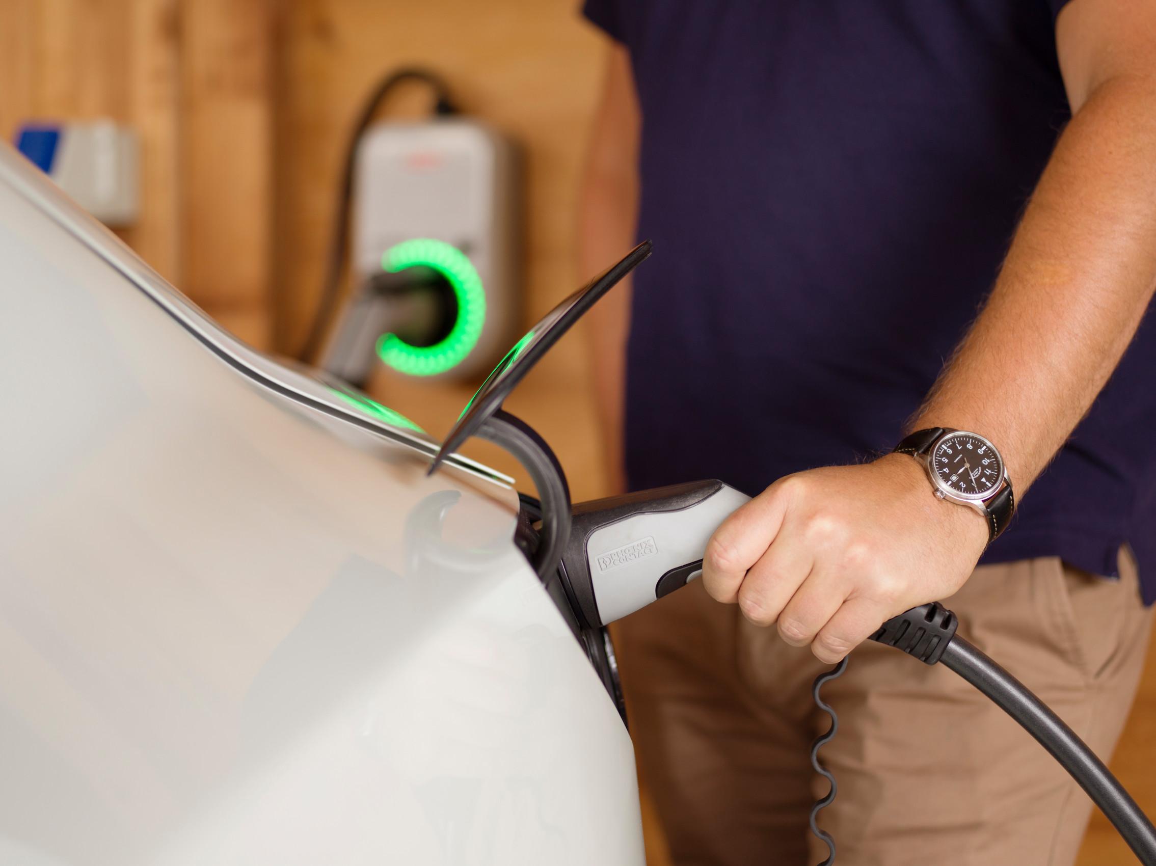 Nueva solución de carga Fronius para coches eléctricos