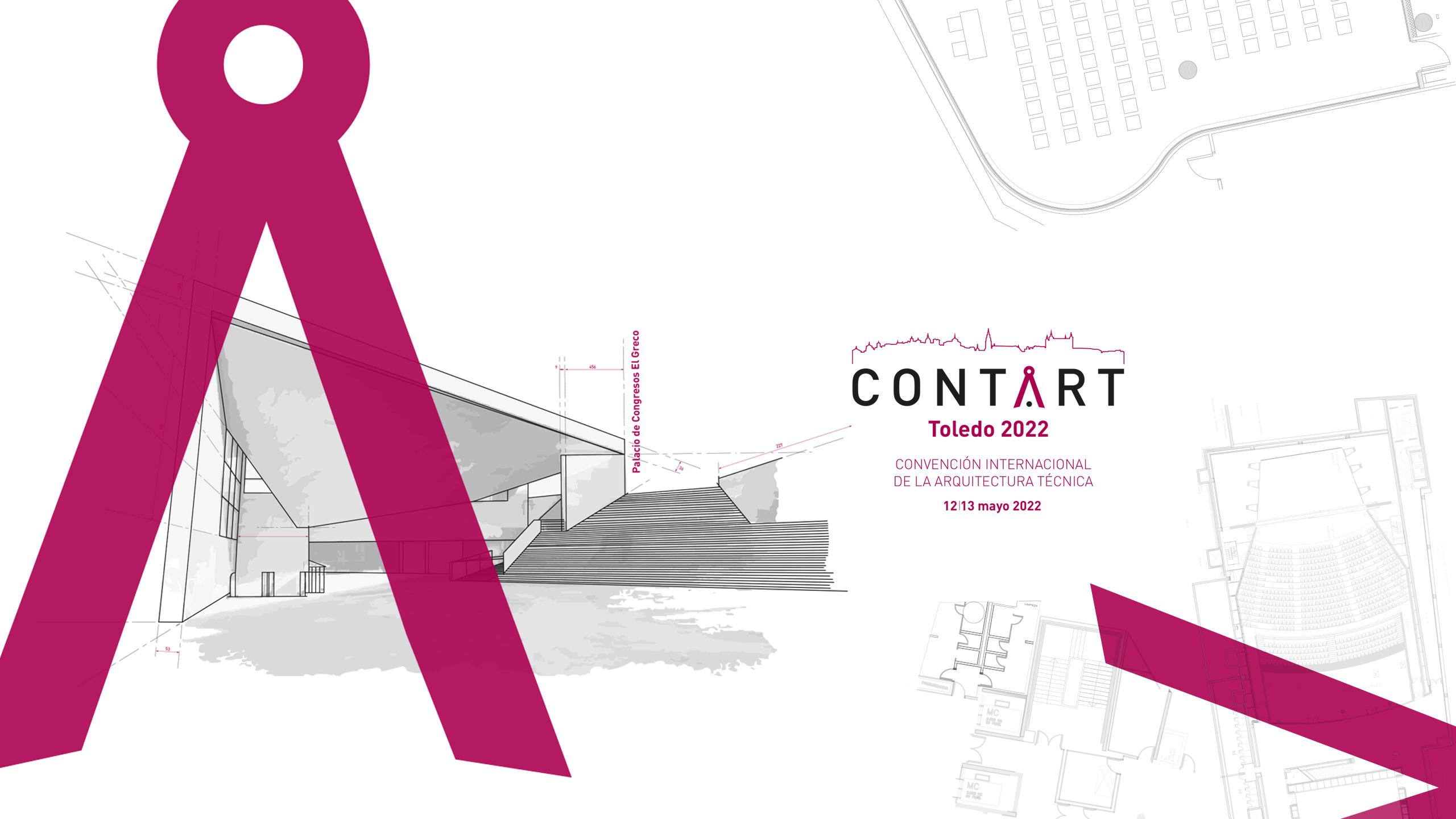 Toledo acogerá el encuentro internacional de la Arquitectura Técnica, CONTART 2022