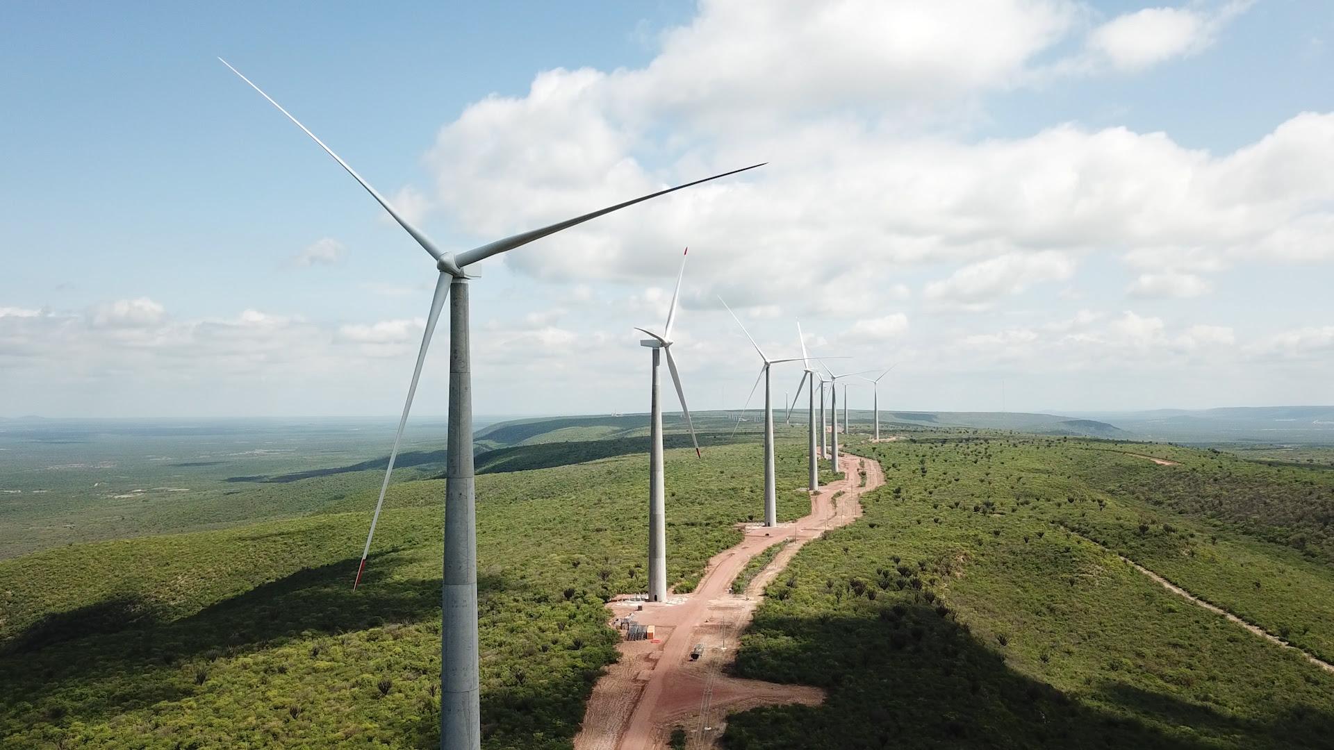 Enel Green Power inicia operación comercial del Parque Eólico más grande de Sudamérica, Lagoa Dos Ventos, en Brasil