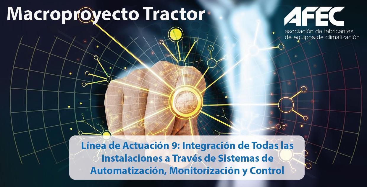 Integración de Todas las Instalaciones a Través de Sistemas de Automatización, Monitorización y Control
