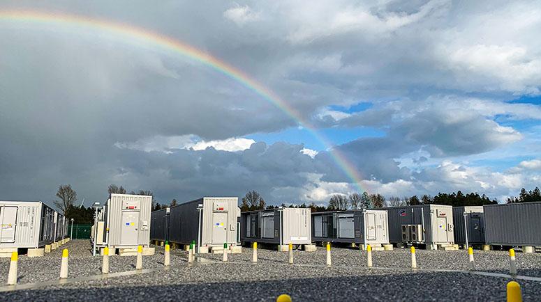 SMA asume la gestión operativa y el mantenimiento de las mayores centrales eléctricas de almacenamiento de Irlanda