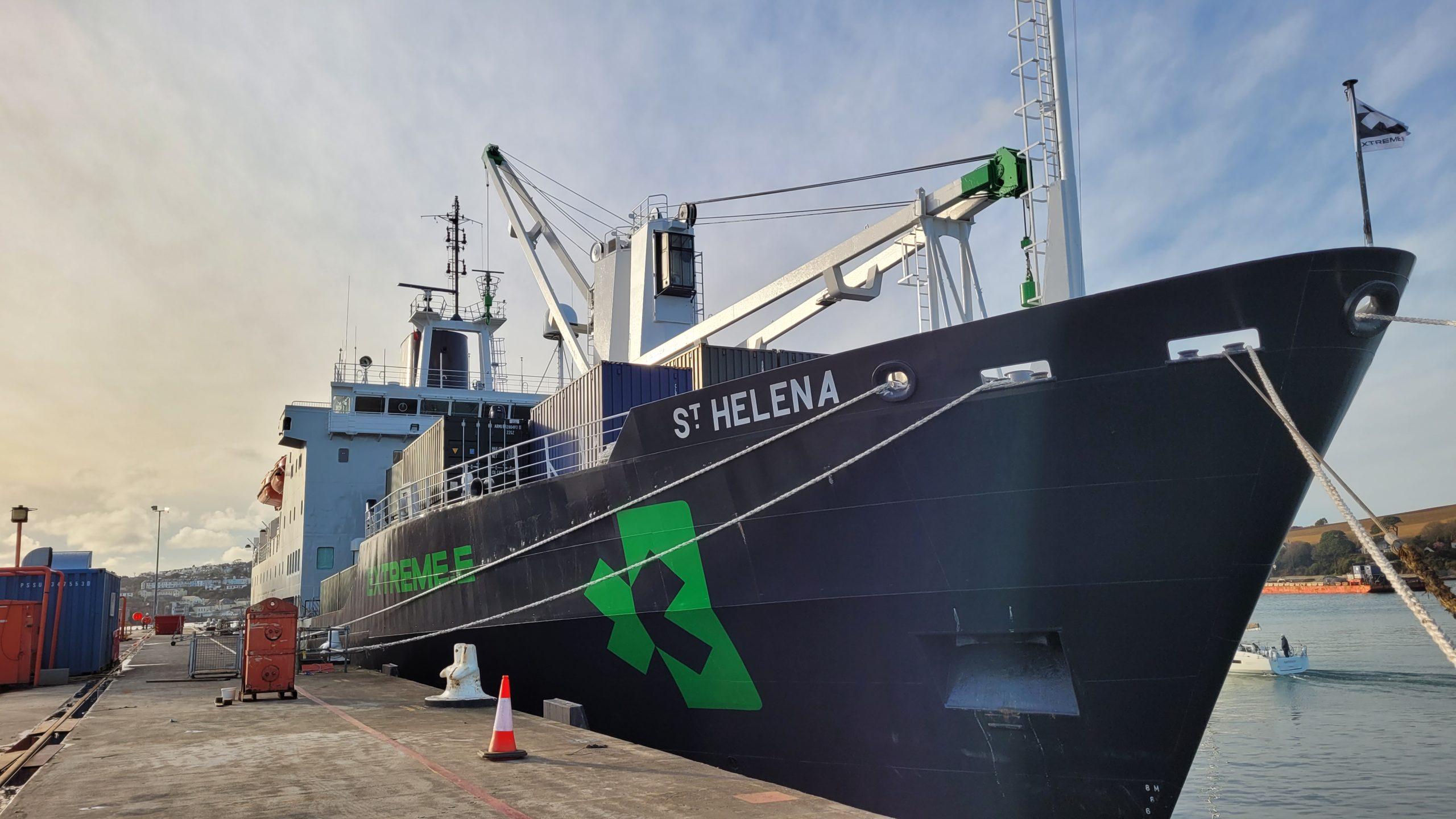 Extreme E y Enel Foundation revelan primer proyecto de investigación científica a bordo del St. Helena