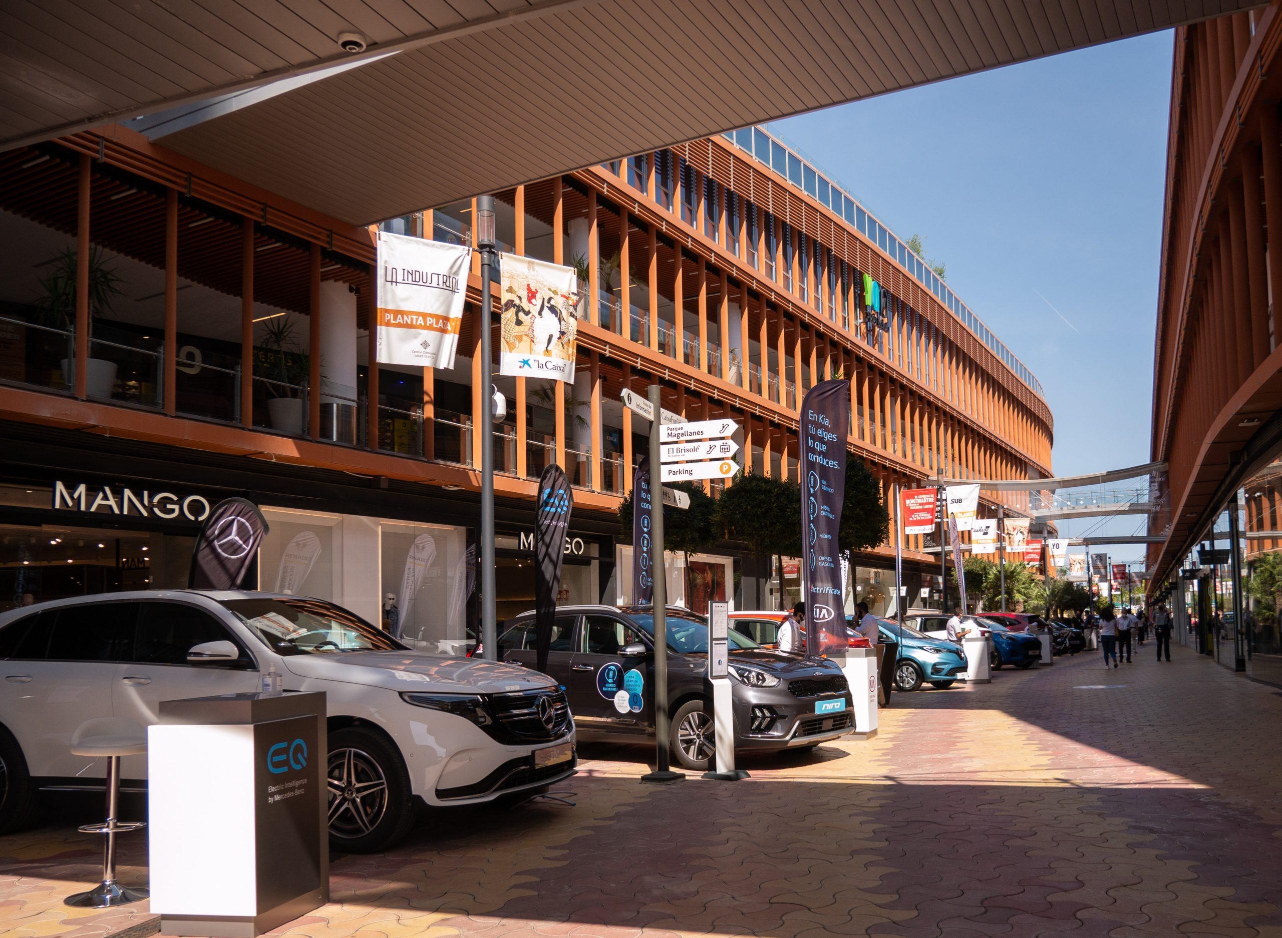 Torre Sevilla acoge por segundo año consecutivo Ecomueve, la muestra del vehículo sostenible