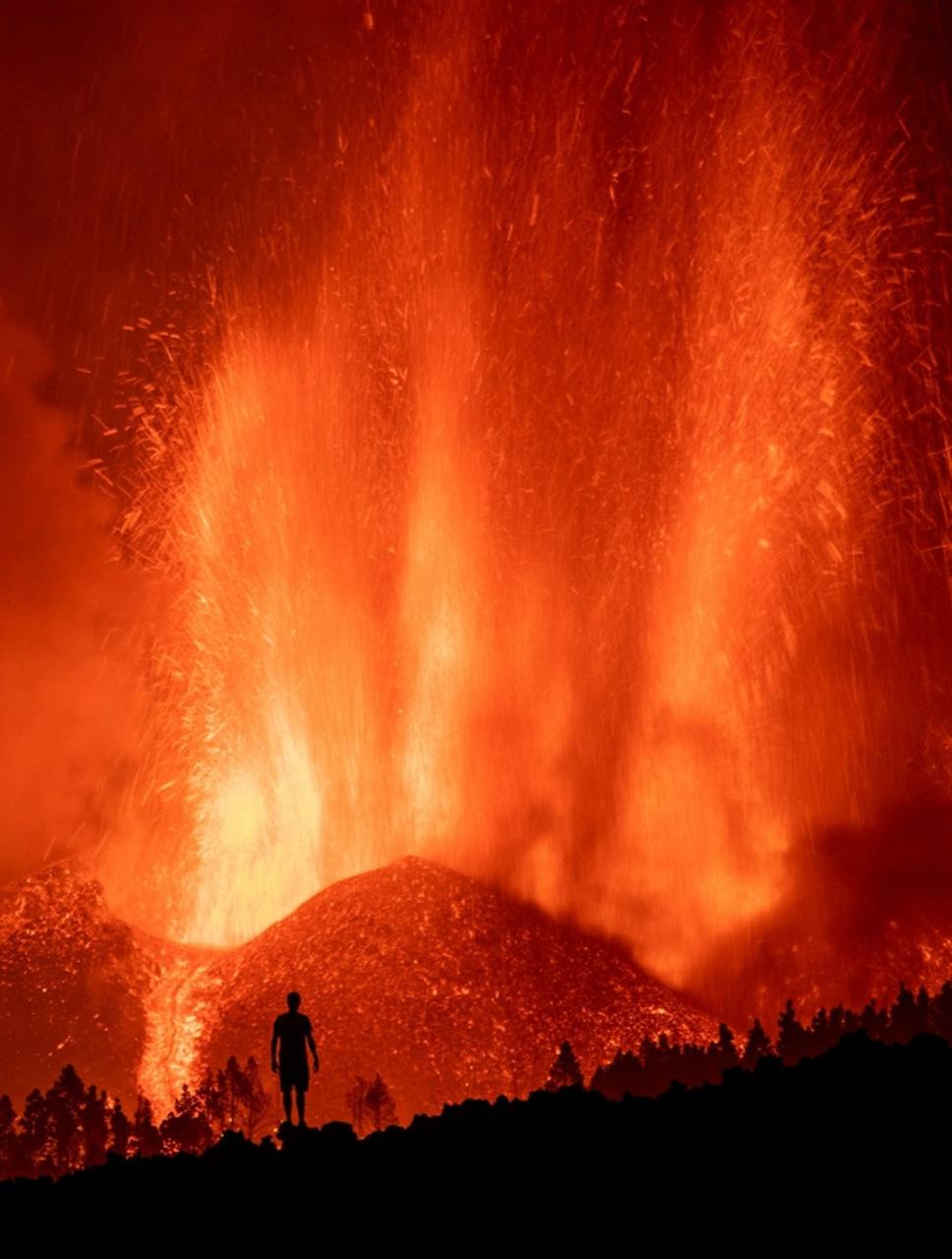 Es imposible predecir con exactitud cuánto durará la erupción de La Palma