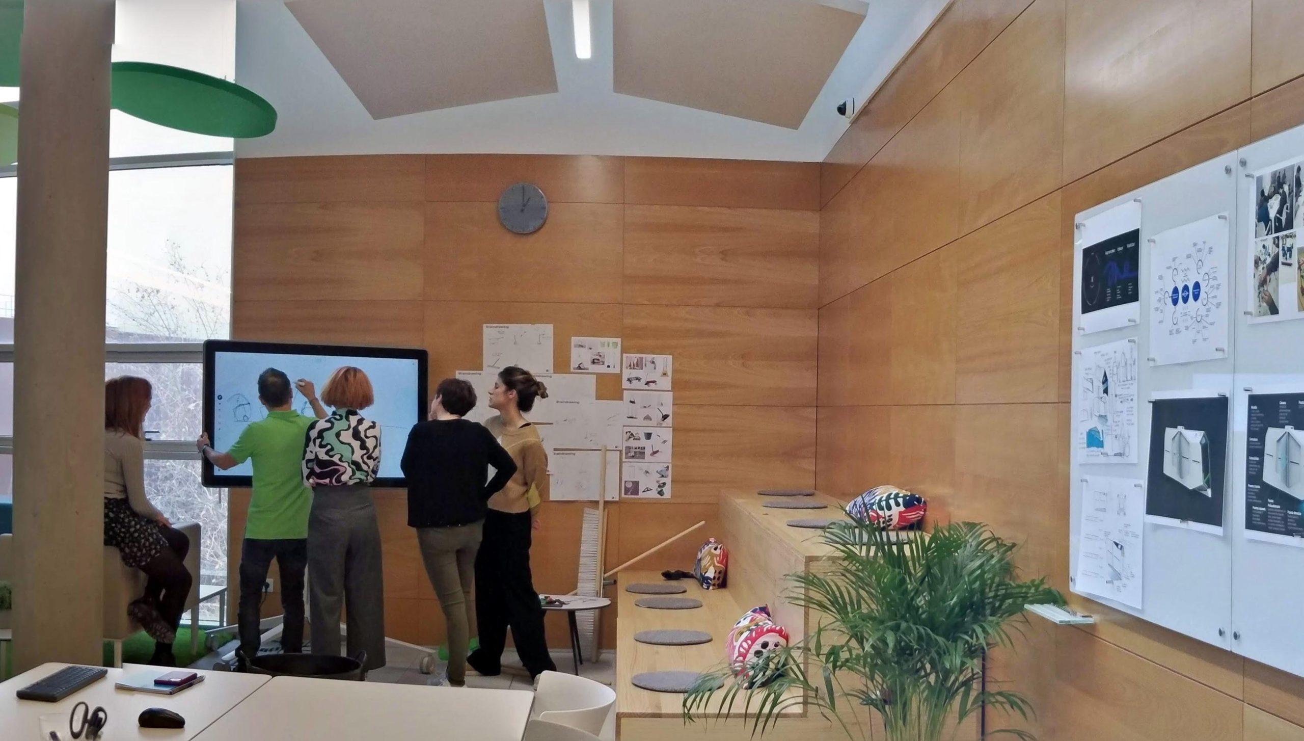IBV e ITE trabajan en la creación de un laboratorio de Innovación Ciudadana que integrará a las empresas en el entorno de la Smart City