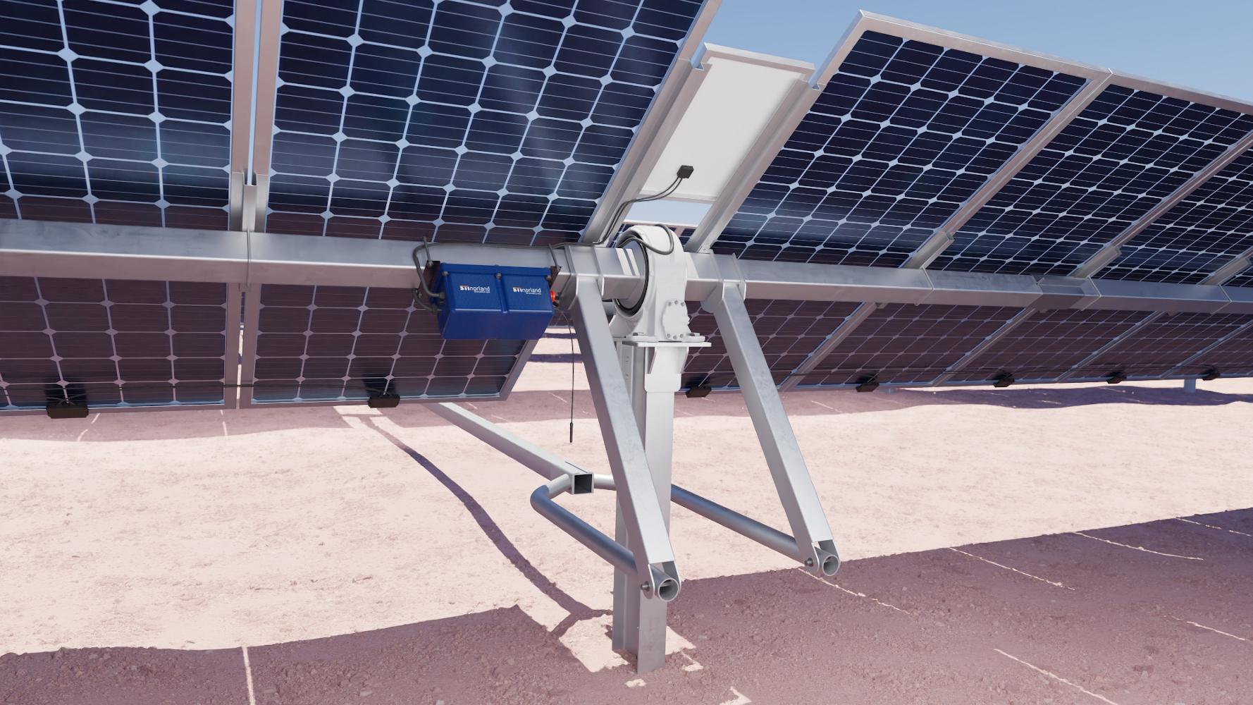 STI Norland lanza un nuevo sistema inteligente para el control y monitorización de plantas solares