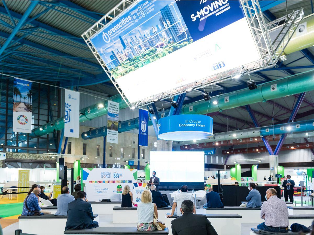La Red Innpulso y la RECI se unen a Greencities & S-MOVING 2021 para promover la participación de municipios de toda España