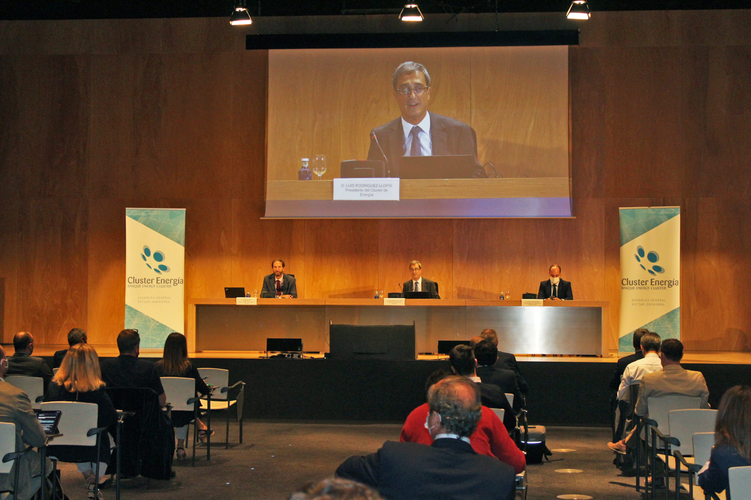 El Cluster de Energía celebra su Asamblea anual en la que se valoró la situación del sector energético vasco